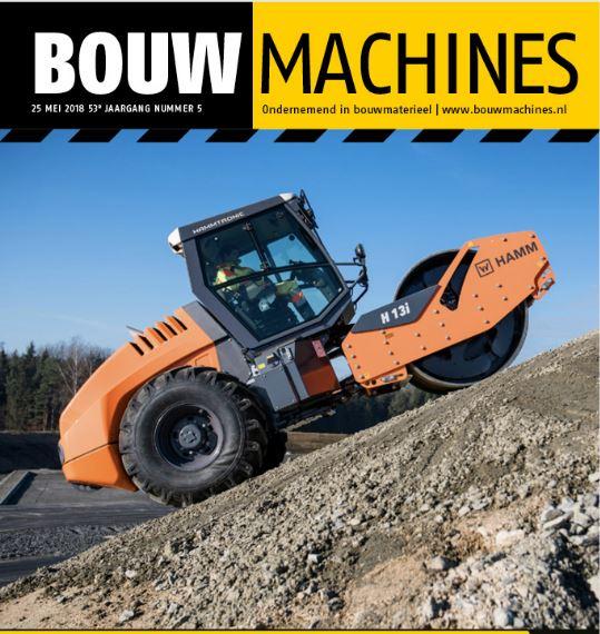 BouwMachines editie 5-2018