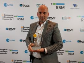 Riwal winnaar European Business Awards