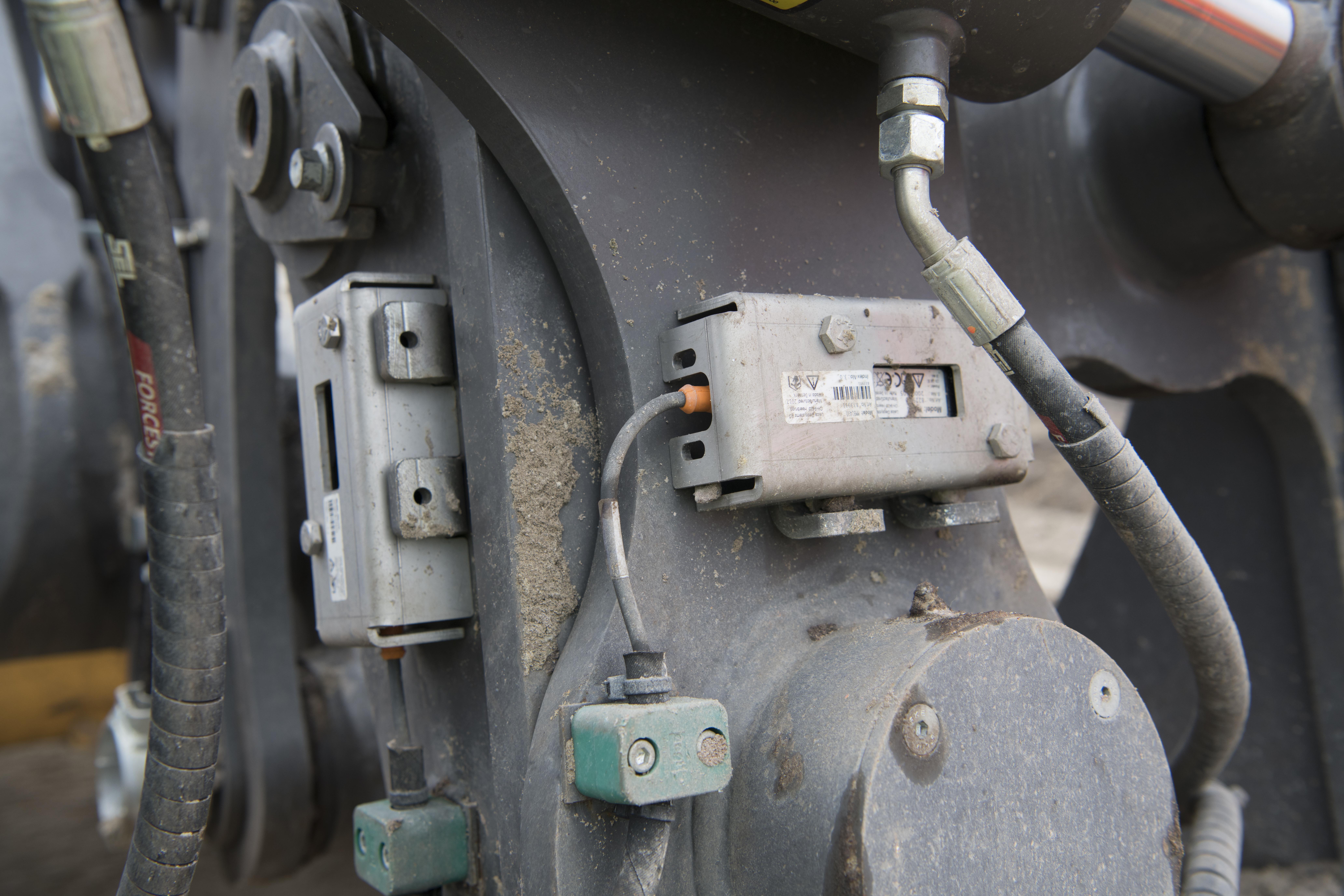 <p>De kantelsensor van Leica geeft exact weer hoe groot de kantelhoek is.</p>