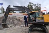190 Volvo-klanten met SMT naar Volvo Days in Zweden