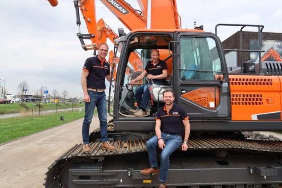 Pieter, Sijmen en Jan Willem Staadegaard: 'Verandering is de enige constante binnen ons bedrijf.'