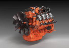 Leveringsproblemen Scania V8-motoren
