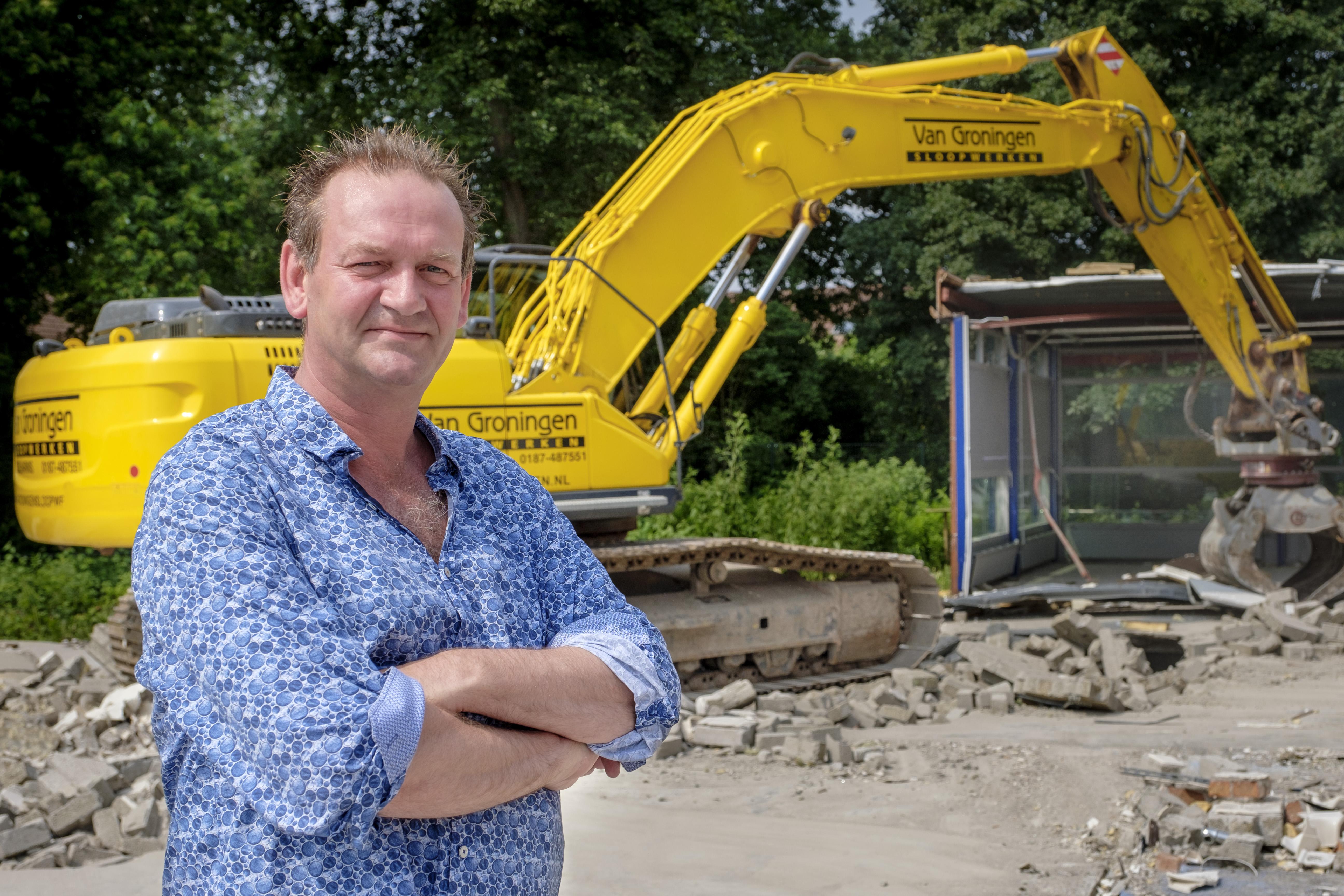 <p>John van Groningen is al jarenlang overtuigd van de kwaliteit van Kobelco machines in de sloop. In de afgelopen anderhalf jaar kocht hij een Kobelco SK270SR, een SK300LC-10 en een SK350LC-10.</p>