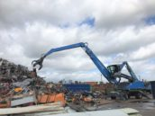 Emmer Schroot- en Metaalhandel koopt tweede nieuwe Fuchs