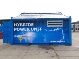 Aannemer GMB ontwikkelt aggregaat op zonne-energie