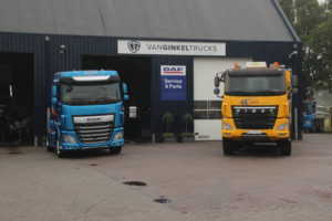 Bakker Bedrijfswagens wil Van Ginkel Trucks overnemen