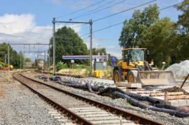 Spoormonteur ernstig gewond na aanrijding met krol bij Coevorden