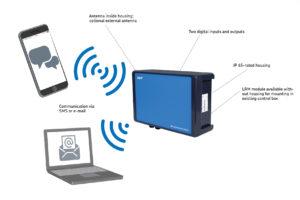 SKF ziet voor haar nieuwe remote monitoring unit potentieel in de grondverzetwereld.