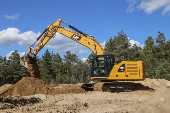 VIDEO: BouwMachines test Cat 320