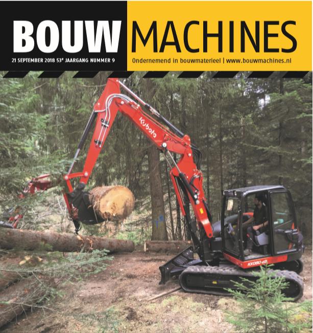 BouwMachines editie 9-2018