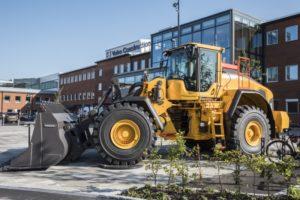 Nieuw mondiaal hoofdkantoor voor Volvo CE
