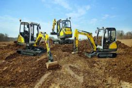 Wacker Neuson gaat machines bouwen voor John Deere