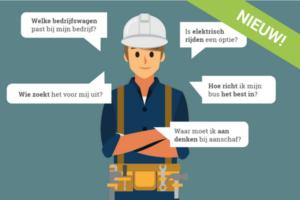 Online platform helpt bij aanschaf en opbouw bedrijfswagen