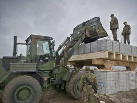 Defensie overweegt nieuwe manier van inkopen bouwmaterieel