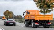 Autonoom rijdende pijlwagen van MAN valt in de prijzen