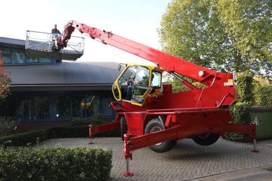 Merlo Roto 60.24 MCSS: compleet en stabiel