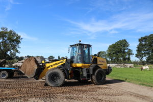 Met VIDEO: New Holland W170D, echt een machine voor loonwerkers
