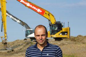 Jelle Bijlsma neemt betontak DVJ over en waarschuwt Friesland: 'Prijspeil infra niet best'