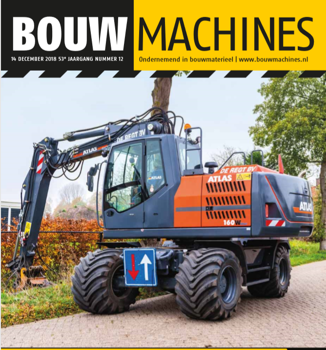 BouwMachines editie 12-2018