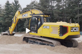 VIDEO | BouwMachines test JCB 220X-LC