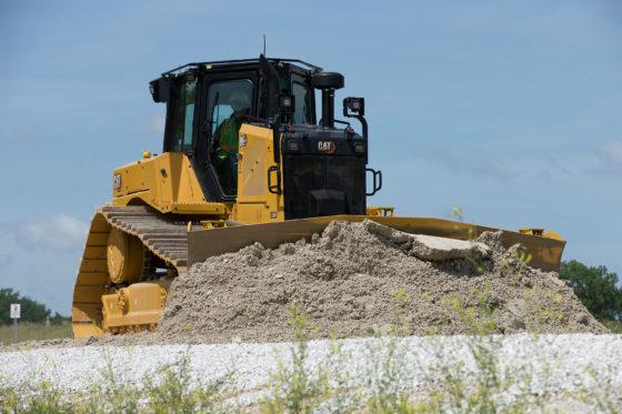 VIDEO | Caterpillar komt met elektrische bulldozer en reeks andere nieuwe machines