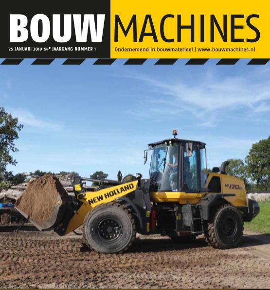 BouwMachines editie 1-2019