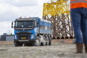 Volvo verkoopt opnieuw de meeste bouwvoertuigen