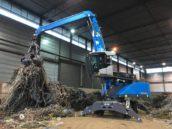 Recyclingbedrijf KRT Gebr. Timmermans investeert in Fuchs MHL335F