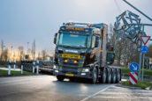Te Kloeze-Bruyl koopt Scania V8 zwaar transport trekkers