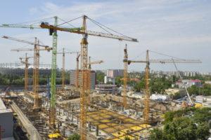 Milieubeleid treft kraanverhuurders 'onevenredig hard': half miljard aan investeringen nodig