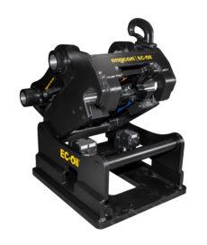 Engcon komt met automatische snelwissel voor graafmachines tot 40 ton