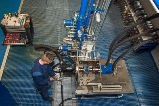 FOTOREPORTAGE | Revisie hydrauliekpomp, een kwestie van maatwerk