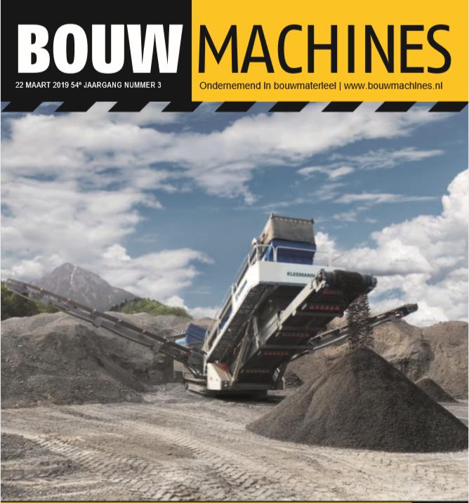 BouwMachines editie 3-2019