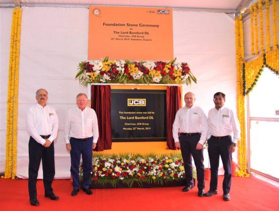 JCB bouwt zesde fabriek in India