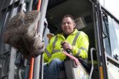 Machinist van de maand maart: Jan de Vries en zijn Volvo EC250E