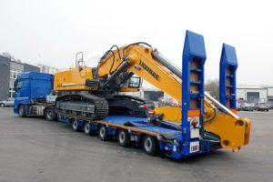 Duitse transporteur koopt Manoovr-opleggers bij Nooteboom