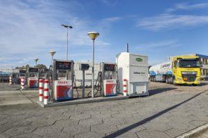 Traxx komt met twee extra varianten CO2-neutrale diesel en vernieuwt zijn andere brandstoffen