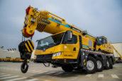 Nieuw Nederlands bedrijf voor verkoop hijskranen en funderingsmachines XCMG