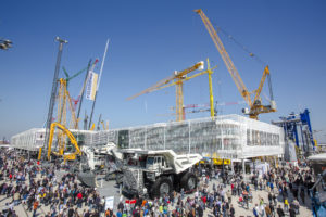 Liebherr showt meer dan 60 machines op Bauma 2019