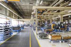 Liebherr Frankrijk investeert 5 miljoen euro in nieuwe assemblagelijn