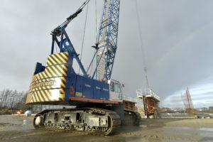 FOTOREPORTAGE | Rijwerkrevisie: van klapperrijwerk naar tractorrijwerk