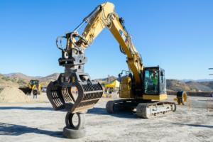 Caterpillar maakt werk van WK voor machinisten