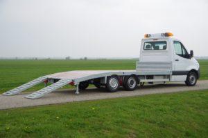 Veldhuizen komt met lage Clixtar voor transport wielladers