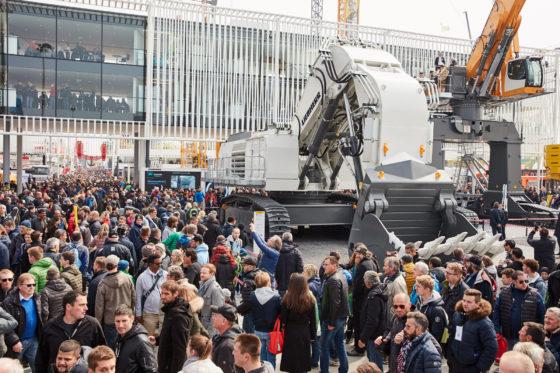 Bauma trekt recordaantal bezoekers, waarvan 10.000 uit Nederland