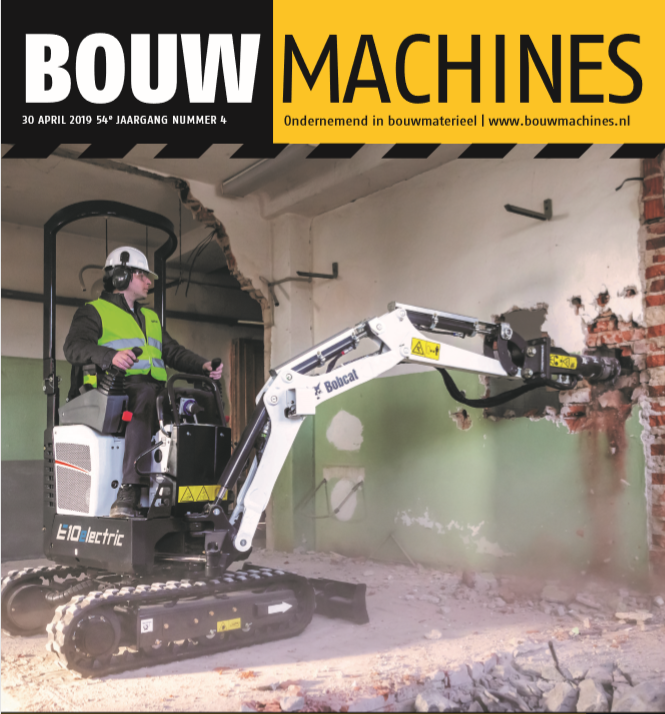 BouwMachines editie 4-2019