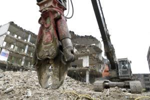 Boverhoff test nieuwe Rotar RCC-betonschaar