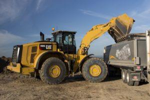 Caterpillar garandeert brandstofgebruik op geselecteerde wielladers