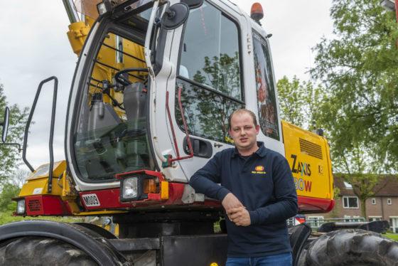 VIDEO | Kevin de Vries is machinist van de maand mei