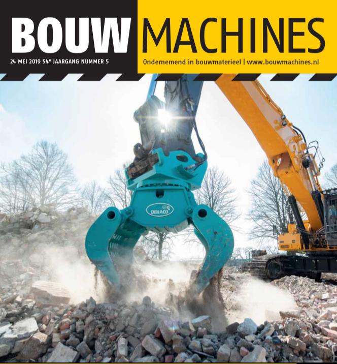 BouwMachines editie 5-2019