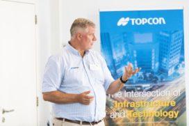 Topcon en BAM trotse partners op Digital Construction Day 2019